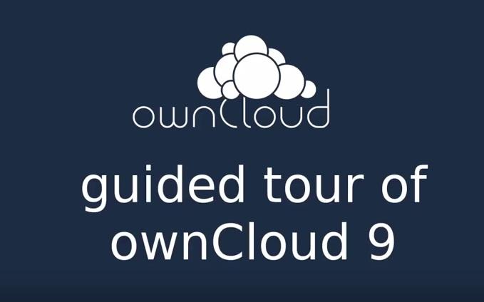 Les nouveautés d'ownCloud 9.0 en vidéo