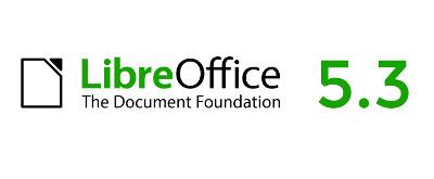Sortie de LibreOffice et LibreOffice Online 5.3