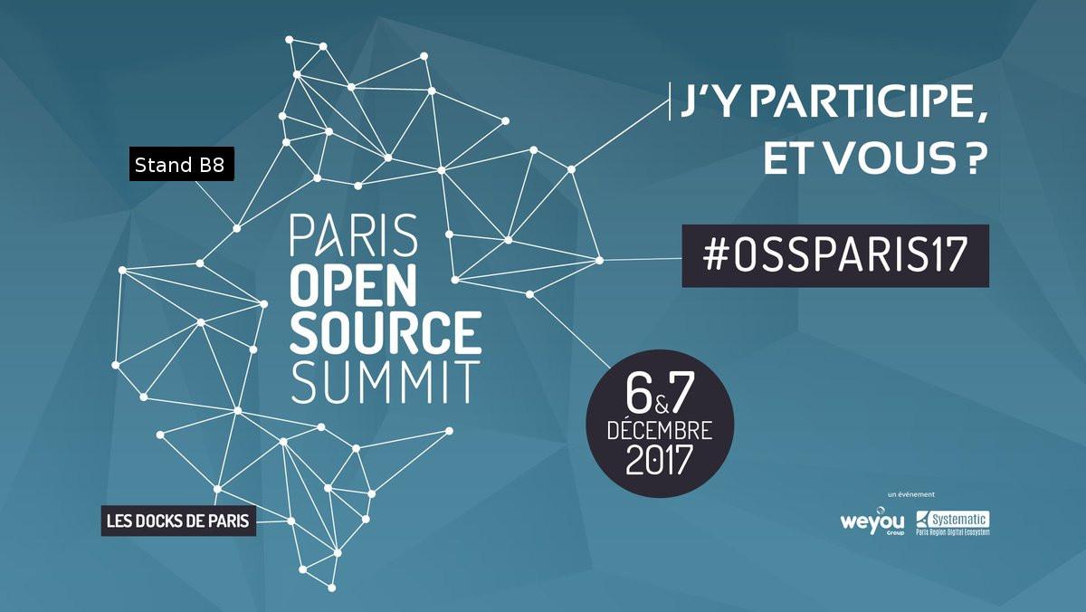 Arawa au Paris Open Source Summit