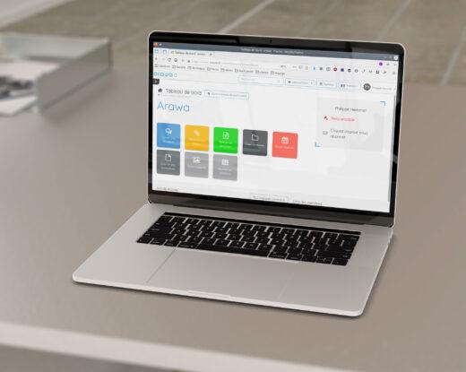 Tracim, plateforme collaborative opensource