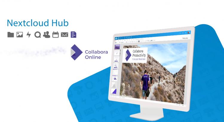 Collabora Online par défaut dans Nextcloud