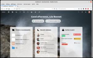 Les nouveautés de Nextcloud Hub version 20 (1/2)