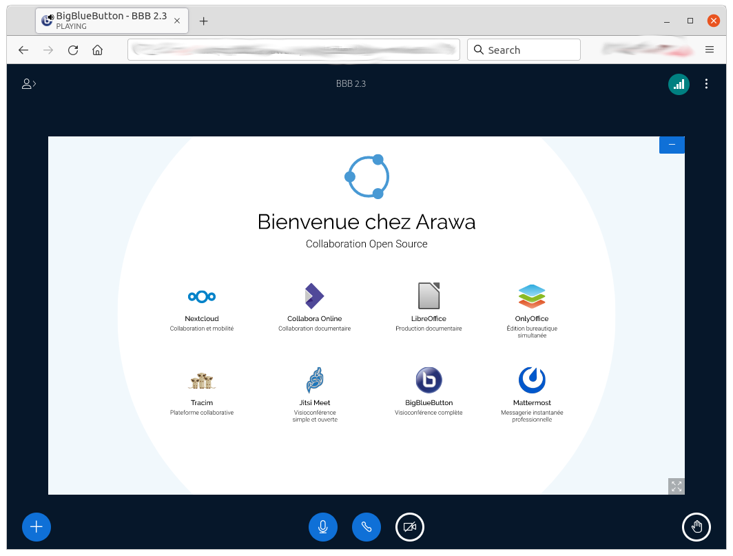 BigBlueButton 2.3, scalabilité et maturité