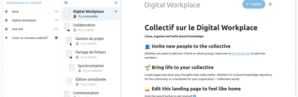 Nextcloud 22 + Talk 12: Digital Workplace moderne